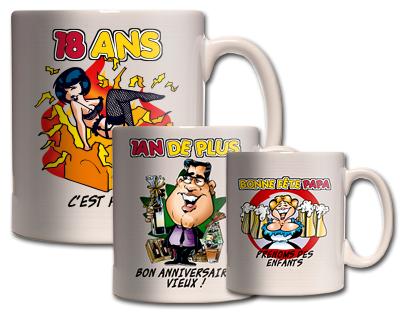 Extremement Mug Humoristique Personnalisé - Cadeau Personnalisé et idée cadeau AY-13